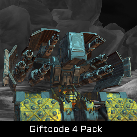 Giftcode_4_Pack